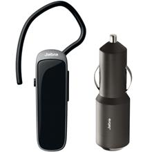 Jabra Mini Bluetooth Headset With Car Charger